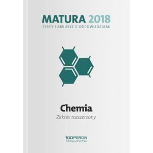 Matura 2018. Chemia. Testy i Arkusze z Odpowiedziami. Zakres Rozszerzony