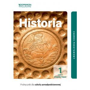 Historia 1. Starożytność. Podręcznik Część 1. Zakres Podstawowy. Szkoła Ponadpodstawowa