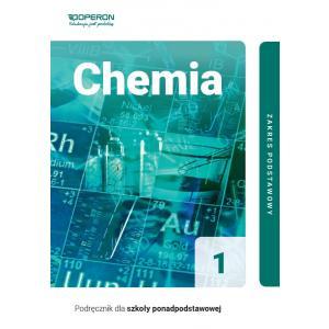 Chemia 1. Podręcznik. Zakres Podstawowy. Szkoła Ponadpodstawowa