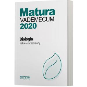 Matura 2020. Biologia. Vademecum. Zakres Rozszerzony