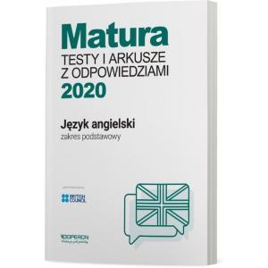 Matura 2020. Język Angielski. Testy i Arkusze. Zakres Podstawowy