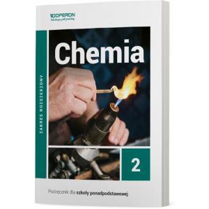 Chemia 2. Szkoła ponadpodstawowa. Podręcznik. Zakres rozszerzony
