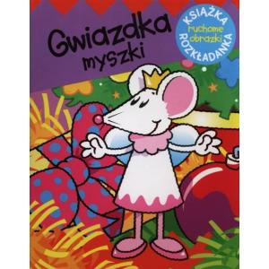 Gwiazdka Myszki Ruchome obrazki