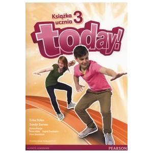 Today! 3. Podręcznik Wieloletni + MP3
