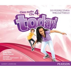 Today! 4 PL Teacher's eText (do podręcznika wieloletniego)
