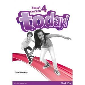 Today! 4. Ćwiczenia (do Podręcznika Wieloletniego)