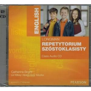 Longman Repetytorium Szóstoklasisty. CD do Podręcznika
