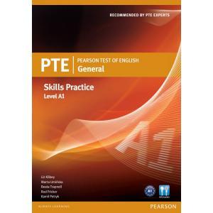 PTE General Skills Practice A1. Podręcznik + CD