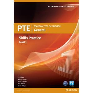 PTE General Skills Practice 1. Podręcznik