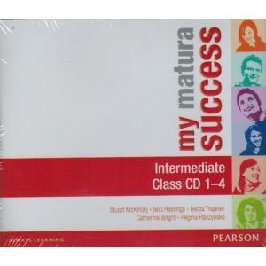 My Matura Success Intermediate. CD do Podręcznika