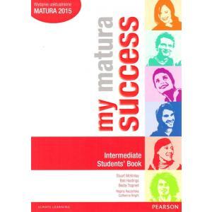 My Matura Success Intermediate. Podręcznik