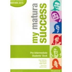 My Matura Success Pre-Intermediate. Podręcznik