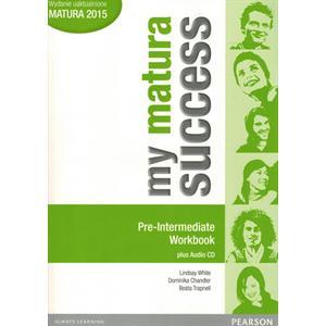 My Matura Success Pre-Intermediate. Ćwiczenia + CD. (Do Wersji Wieloletniej)