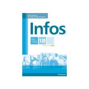 Infos 1B. Książka Nauczyciela + CD