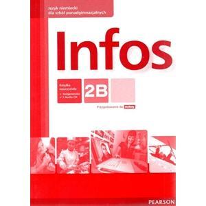 Infos 2B. Książka Nauczyciela + Testgenerator + CD