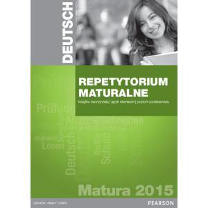 Repetytorium Maturalne 2015. Język Niemiecki. Poziom Podstawowy. Książka Nauczyciela + CD + Testgenerator