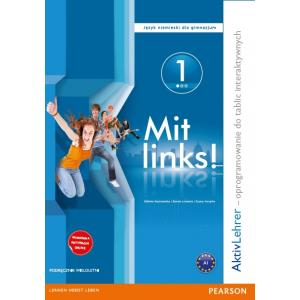 Mit Links 1. ActivLehrer. Oprogramowanie Tablic Interaktywnych  (Do Wersji Wieloletniej)
