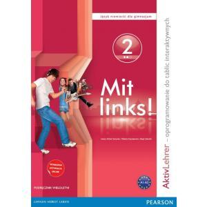 Mit links! 2. AktivLehrer. Oprogramowanie do Tablic Interaktywnych (Do Podręcznika Wieloletniego)