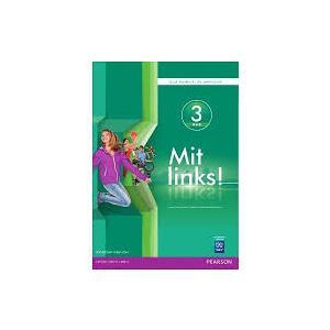 Mit Links! 3. Język niemiecki (podręcznik wieloletni +CD audio)