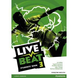 Live Beat 3. Podręcznik Wieloletni + MP3