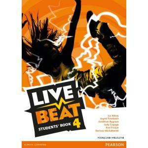 Live Beat 4. Podręcznik Wieloletni + MP3
