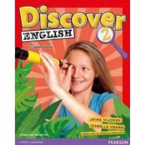 Discover English 2. Podręcznik Wieloletni + MP3
