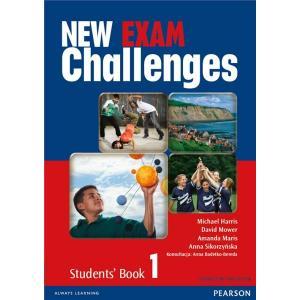 New Exam Challenges 1. Podręcznik Wieloletni + MP3