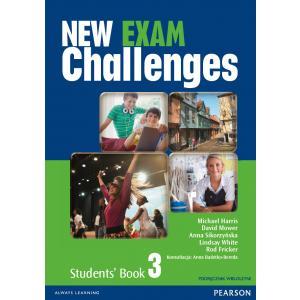 New Exam Challenges 3. Podręcznik Wieloletni + MP3