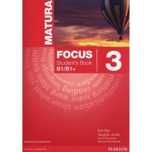 Matura Focus 3. Podręcznik Wieloletni
