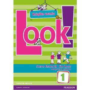 Look! 1. Podręcznik Wieloletni + MP3