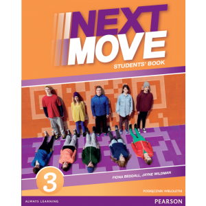 Next Move 3. Podręcznik Wieloletni + MP3