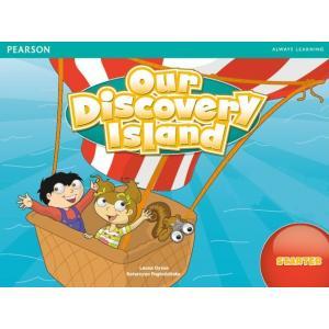 Our Discovery Island 1. CD do Podręcznika (Do Wersji Wieloletniej)
