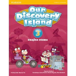 Our Discovery Island 3. Podręcznik Wieloletni + MP3