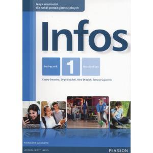 Infos 1 PL Podręcznik (Podręcznik Wieloletni)