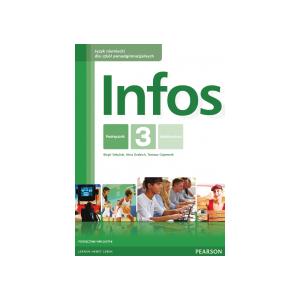 Infos 3. Podręcznik Wieloletni + MP3 CD