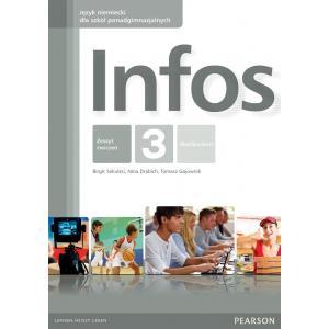 Infos 3. Ćwiczenia do Podręcznika Wieloletniego