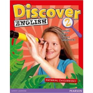 Discover English 2. Materiał Ćwiczeniowy Exam Trainer (Do Wersji Wieloletniej)