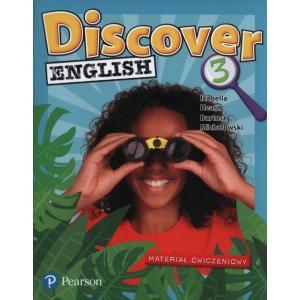 Discover English 3. Exam Trainer (Materiał Ćwiczeniowy)