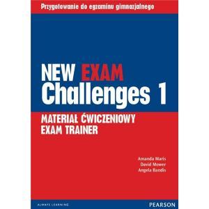 New Exam Challenges 1. Materiał Ćwiczeniowy Exam Trainer (Do Wersji Wieloletniej) + MP3 Online