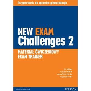 New Exam Challenges 2. Materiał Ćwiczeniowy Exam Trainer (Do Wersji Wieloletniej) + MP3 Online