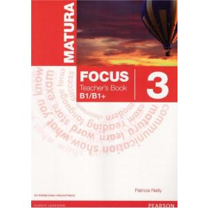 Matura Focus 3 Teacher's Book (wieloletni)