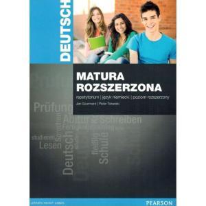 Repetytorium Maturalne 2015 Niemiecki Rozszerzony. Podręcznik