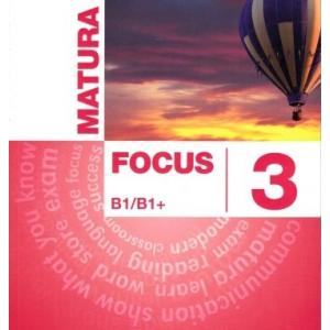 Matura Focus 3 Active Teach (wieloletni)