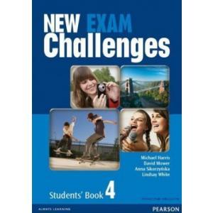 New Exam Challenges 4. Podręcznik Wieloletni + MP3