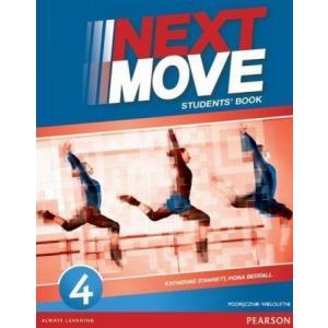 Next Move 4. Podręcznik Wieloletni + MP3
