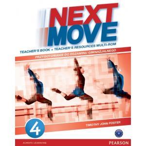 Next Move PL 4. Książka Nauczyciela do Podręcznika Wieloletniego