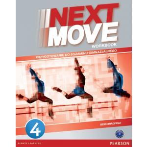 Next Move PL 4. Ćwiczenia do Wersji Wieloletniej Podręcznika