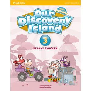 Our Discovery Island 3. Ćwiczenia (Do Wersji Wieloletniej)