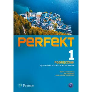 Perfekt 1. Język Niemiecki. Podręcznik z Kodem Dostępu do eDesku. Liceum i Technikum