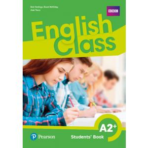 English Class A2+. Klasa 7. Podręcznik Wieloletni